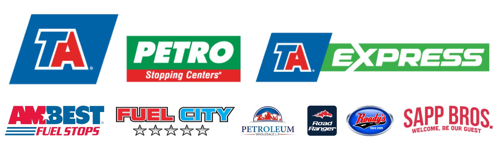 Fuel Partners for Apex TCS Fuel Card